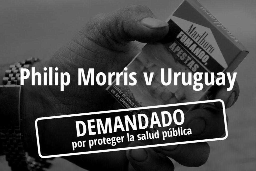 philip morris v uruguay